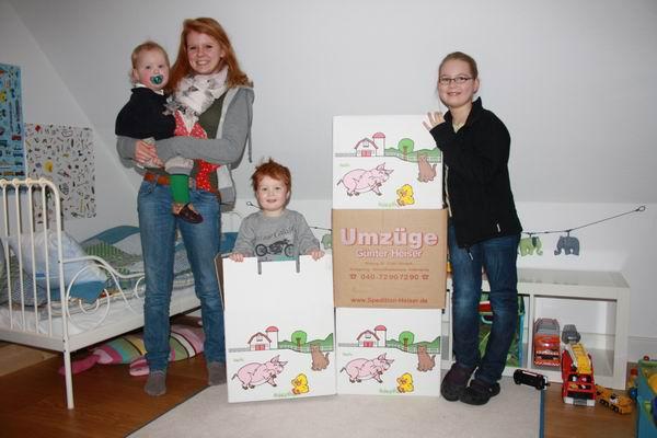 umzug mit kindern wir betreuen ihre kinder w hrend ihres. Black Bedroom Furniture Sets. Home Design Ideas